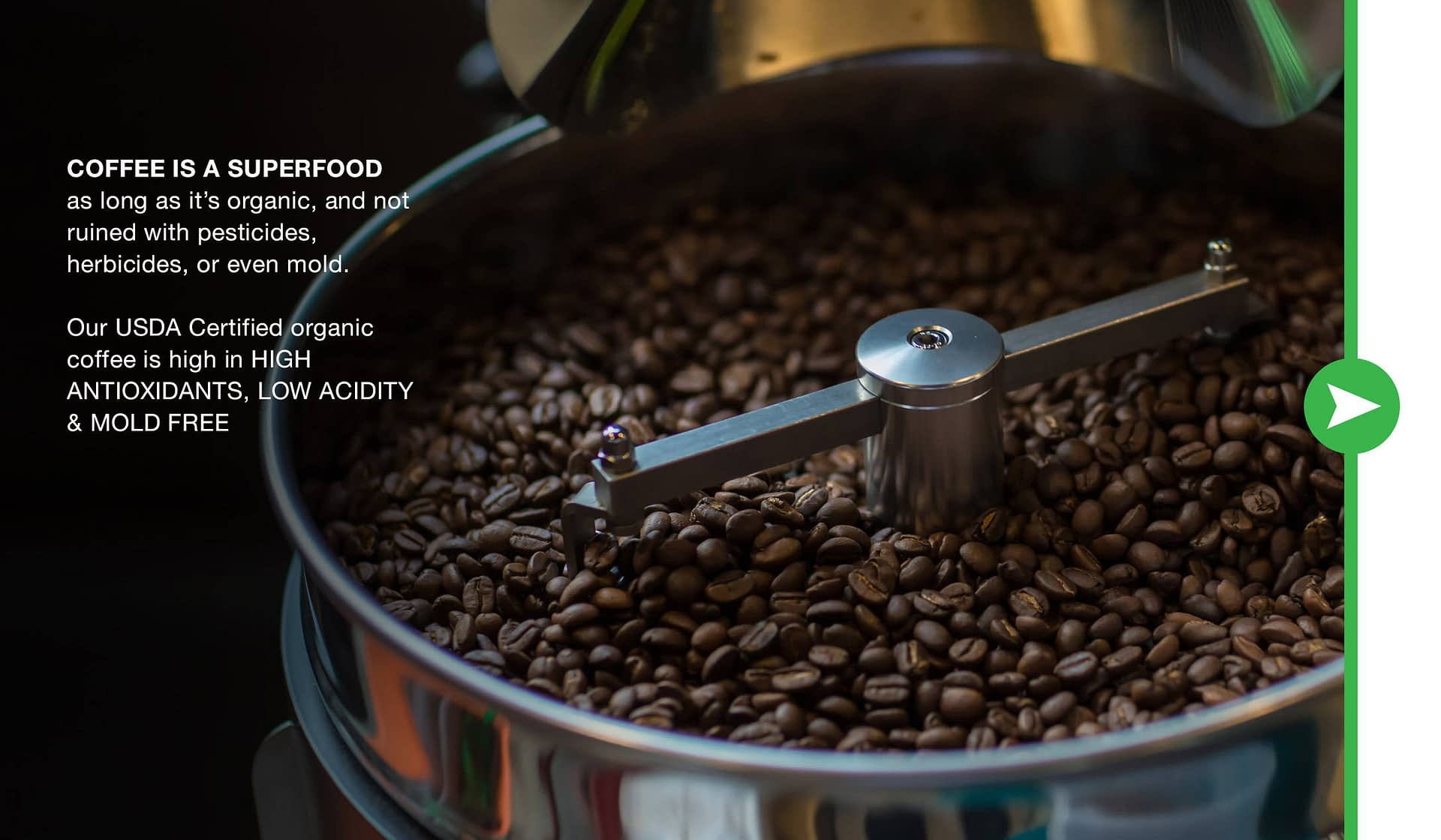 coffee is a superfood
