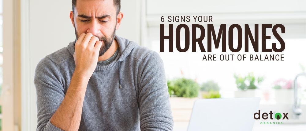 6 Signs Hormones Header Image