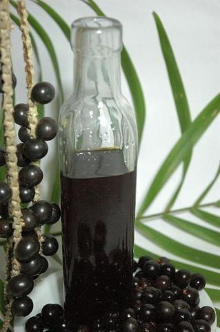Acai Berry Juice Nutrition
