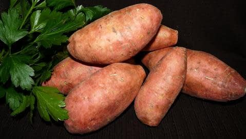 Sweet Potatoes Fall Superfoods