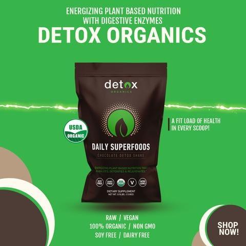 Shop Detox Organics
