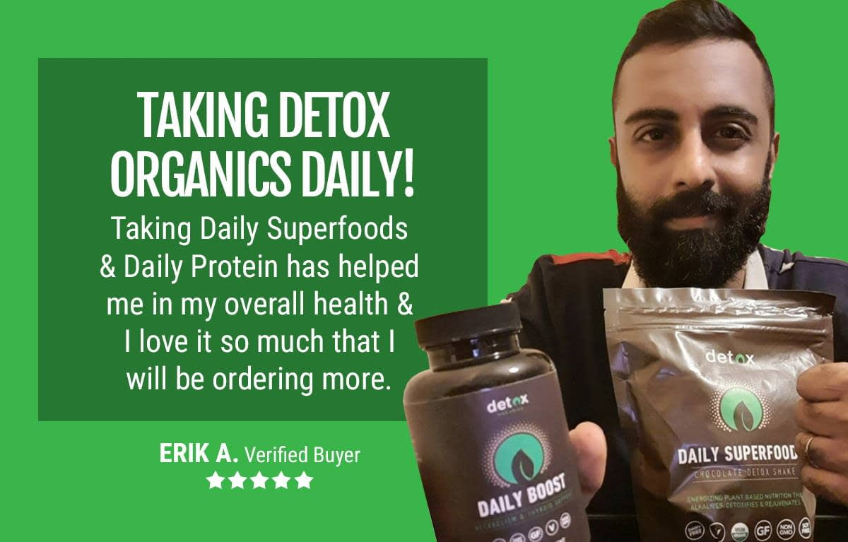 detox protein
