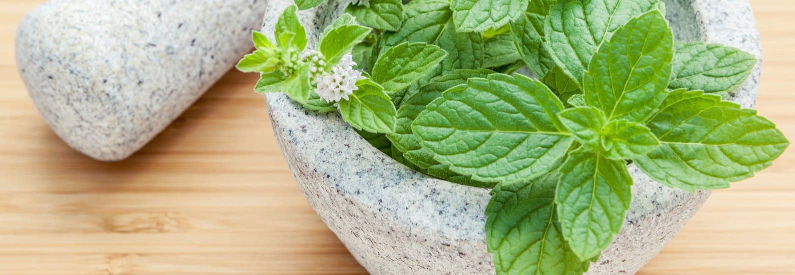 The detox benefits of peppermint