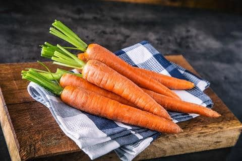 Nutrients of Carrots