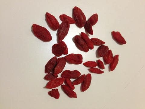 What are the side effects of goji berries?
