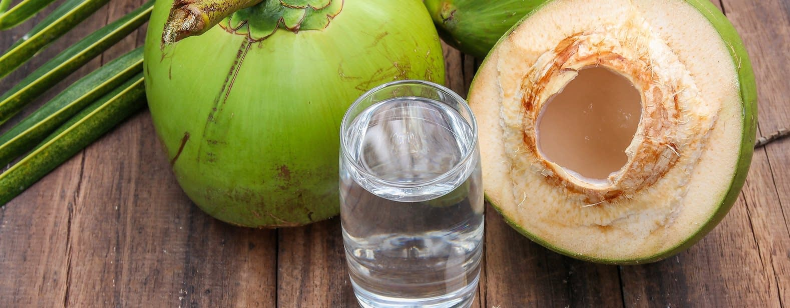 Coconut water benefits and detoxing