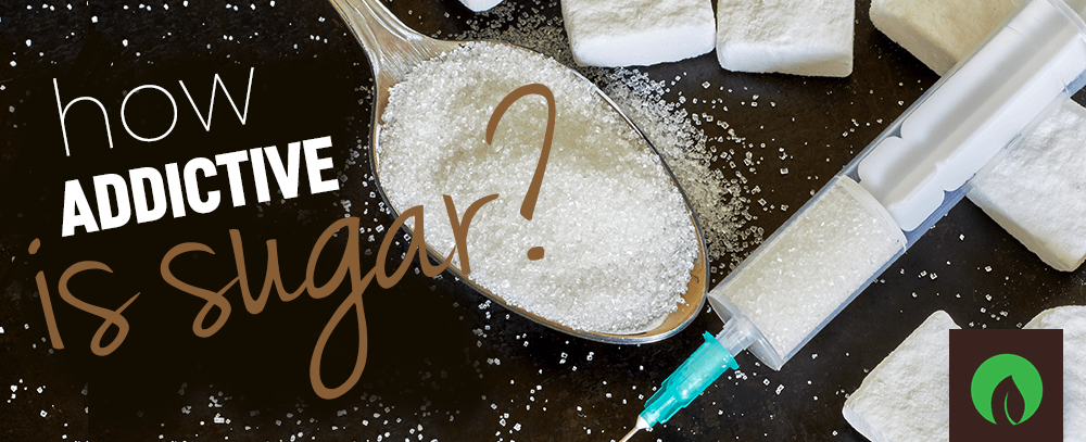 How addictive is sugar?