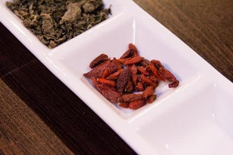 What are the benefits of goji berries?