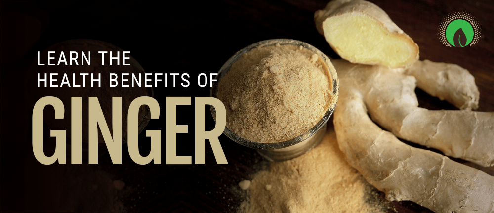 Learn The Health Benefits of Ginger